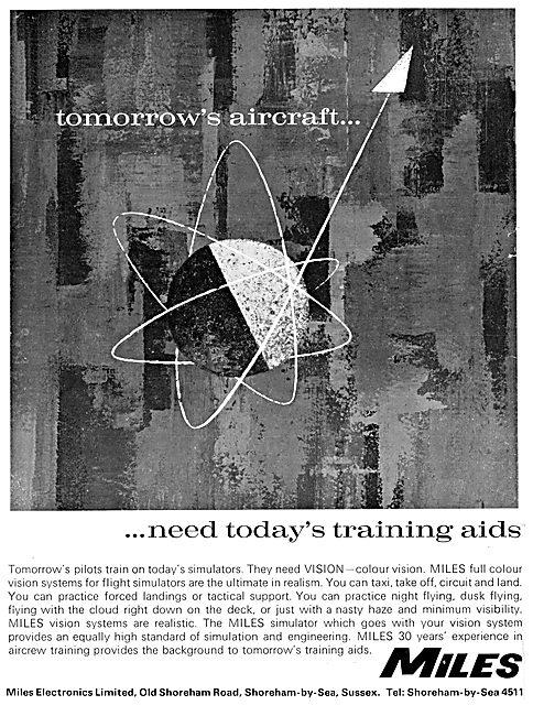 Miles Flight Simulators & Training Aids