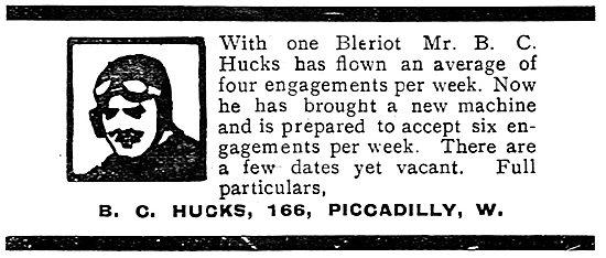B.C.Hucks