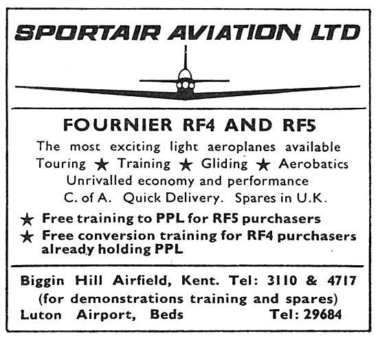 Fournier RF4 - RF5