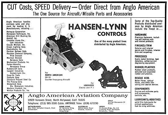 Hansen-Lynn Controls