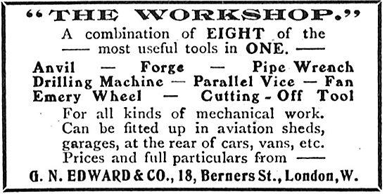 G.N.Edward & Co - Workshop Tool Set For Engineers