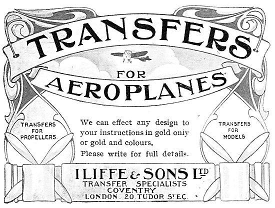 Iliffe & Sons Transfers Specialists