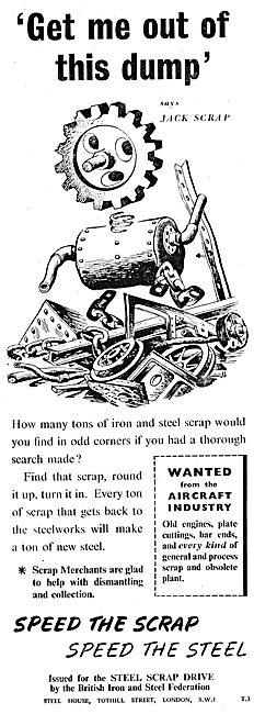 Scrap Metal Appeal  - British Iron & Steel Federation
