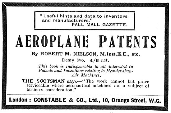 Constable & Co Patent Agents