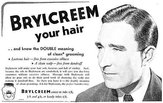 Brylcreem Hair Products
