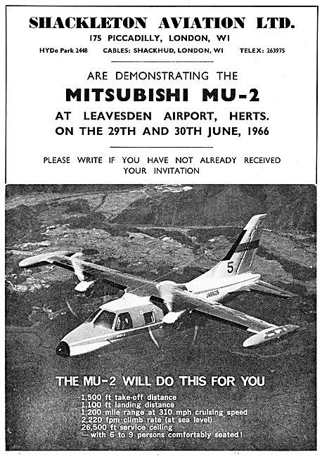 Mitsubishi MU-2