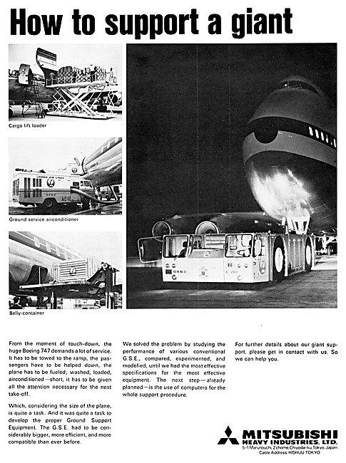 Mitsubishi Aerospace Products