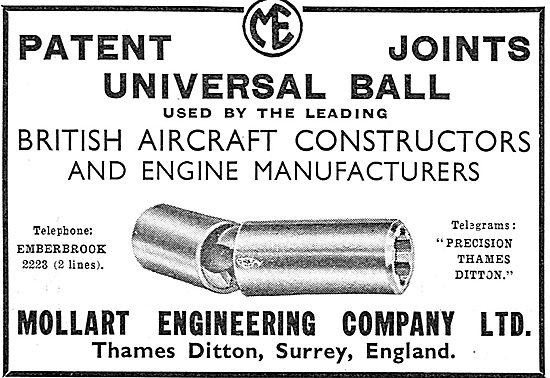 Mollart Universal Ball Joints