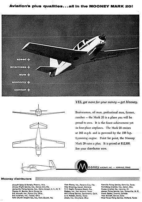 Mooney Mark 20