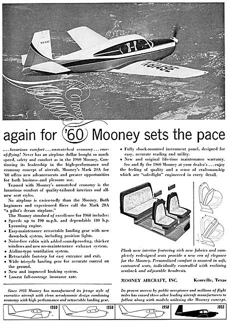 Mooney Mark 20 - Mooney 20