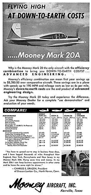 Mooney Mark 20A