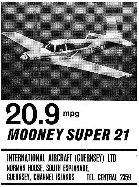 Mooney Super 21