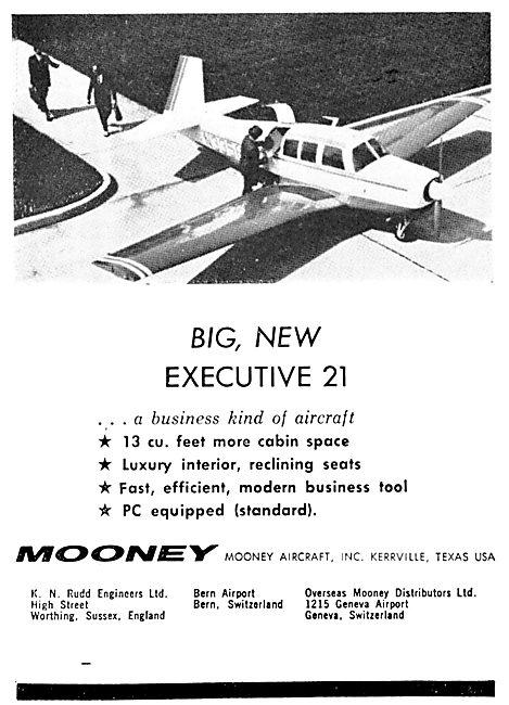 Mooney Executive 21