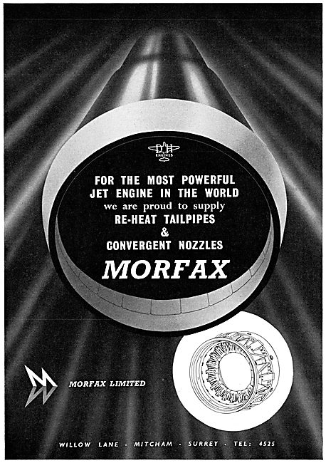 Morfax Aircraft Engineering