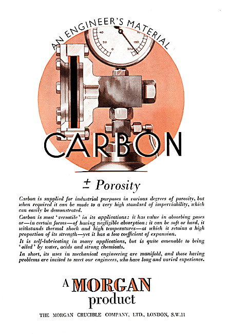 Morgan Crucible Carbon Products
