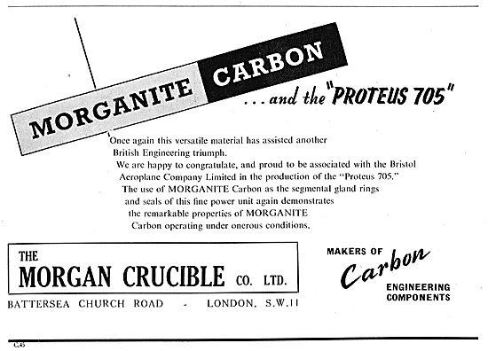 Morgan Crucible Morganite Carbon - Carbon Components