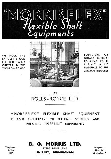 Morris - Morrisflex Flexible Shaft Equipment