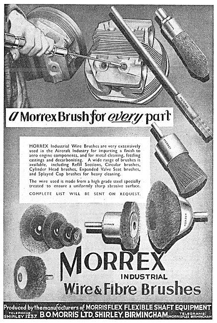 Morris - Morrisflex -  Morrex Brushes