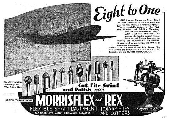 Morrisflex Flexible Shaft Equipment