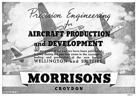 Morrisons Croydon Precision Engineers