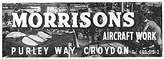 Morrisons. Purley Way Croydon - Aircraft Engineering Contractors
