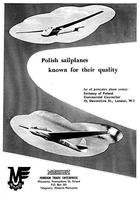 Motoimport Polish Sailplanes