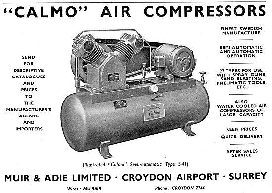 Muir & Adie CALMO Air Compressors