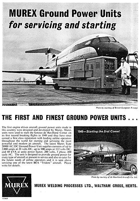 Murex Ground Power Units - GPU