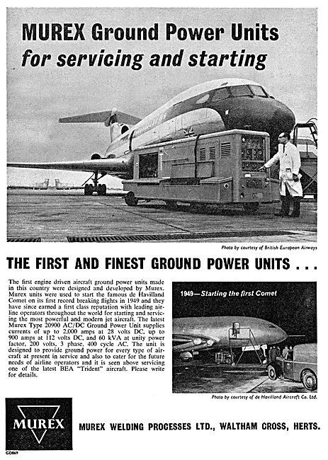 Murex Ground Power Units