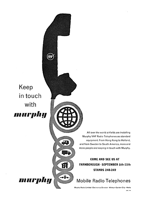 Murphy Airport Communications Systems