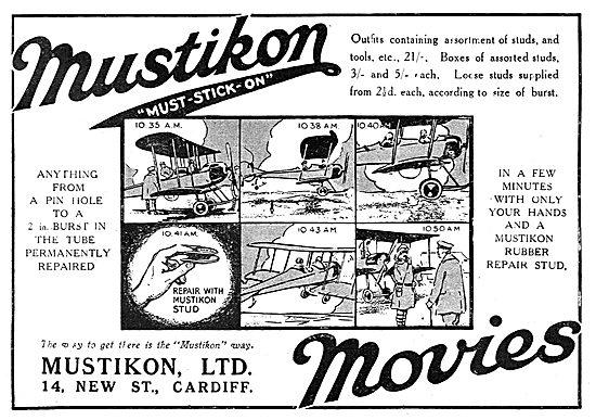 Mustikon Aircraft Puncture Repair Kits