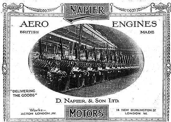 Napier Aero Engines