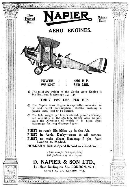 Napier Aero Engines