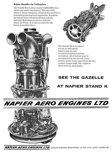 Napier Gazelle