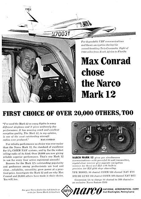 Narco Mk12 Nav/Comm