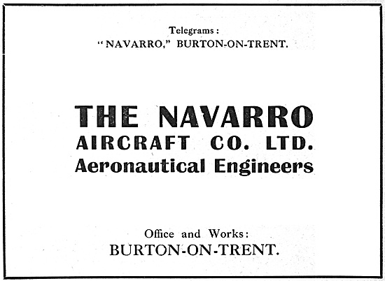 Navarro Aircraft Aeronautical Engineers