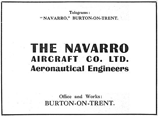 Navarro Aircraft Aeronautical Engineers