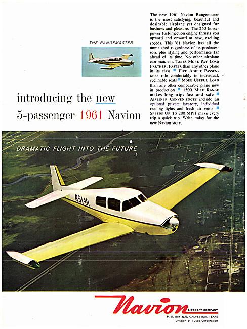 Navion Rangemaster N514H