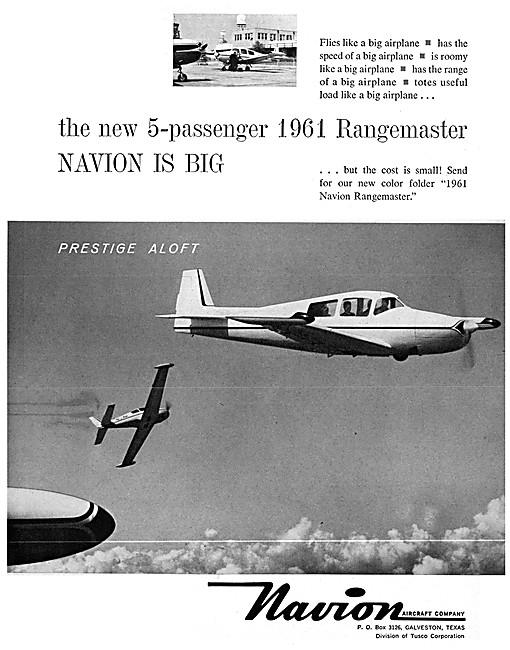 Navion Rangemaster