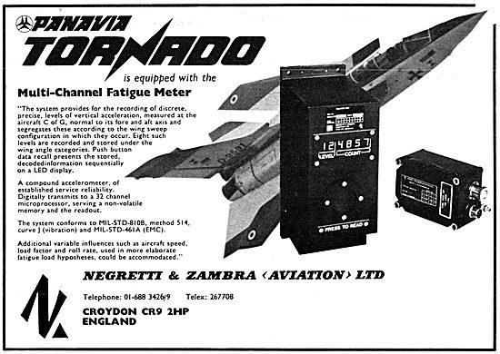 Negretti & Zambra MIL-STD-810B Fatigue Meter