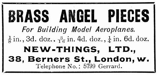 New-Things Ltd. Aircraft Models, Supplies & Sundries