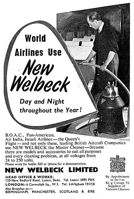 New Welbeck Ltd - New Welbeck Aircraft Cleaner - Vacuum