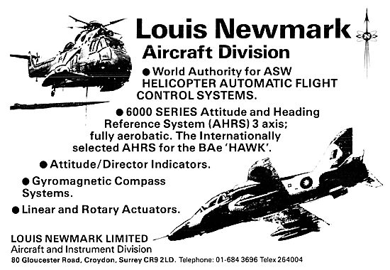 Newmark Flight Control Systems