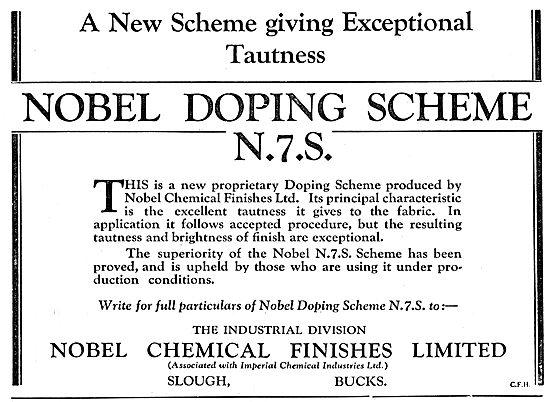 Nobel Doping Scheme N7S