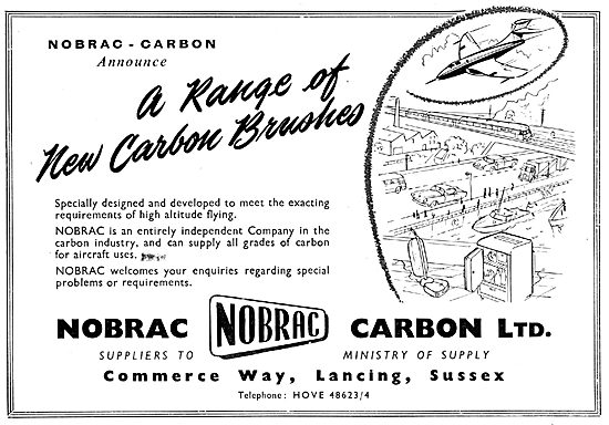 Nobrac Carbon Brushes