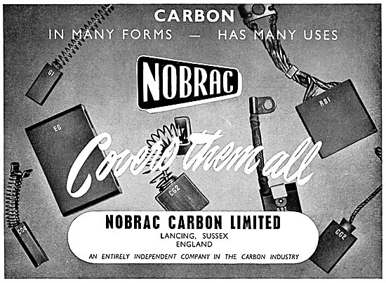 Nobrac Carbon Products - Lancing Sussex