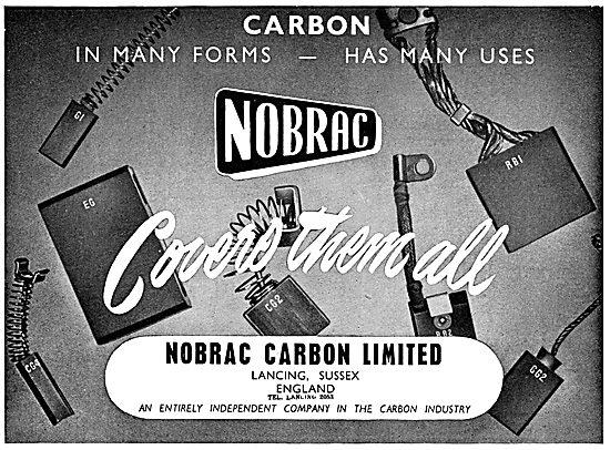 Nobrac Carbons AGROBRAC  HY-ALT  BRACSEAL