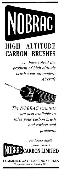 Nobrac High Altitude Carbon Brushes