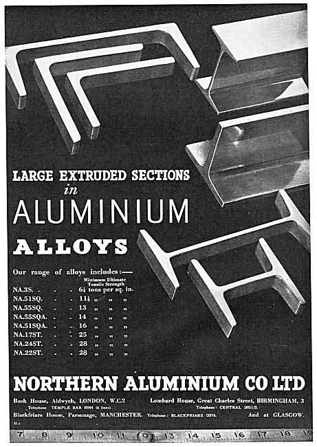 Northern Aluminium - Large Extruded Sections