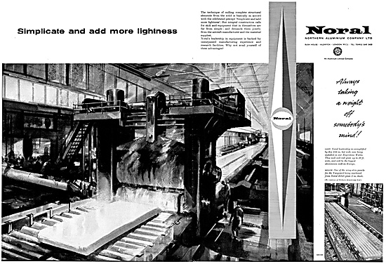 NORAL Northern Aluminium